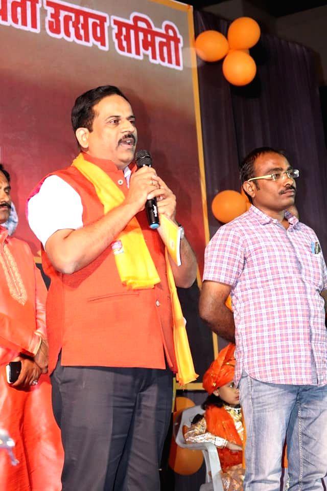 Kishore Shitole, Founder Jaldoot NGO, Aurangabad.