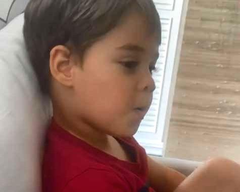 KJo's little boy thinks Big B can 'take away' coronavirus!.