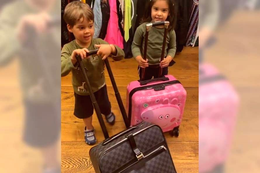 KJo's twins Roohi, Yash are 'fed up'.