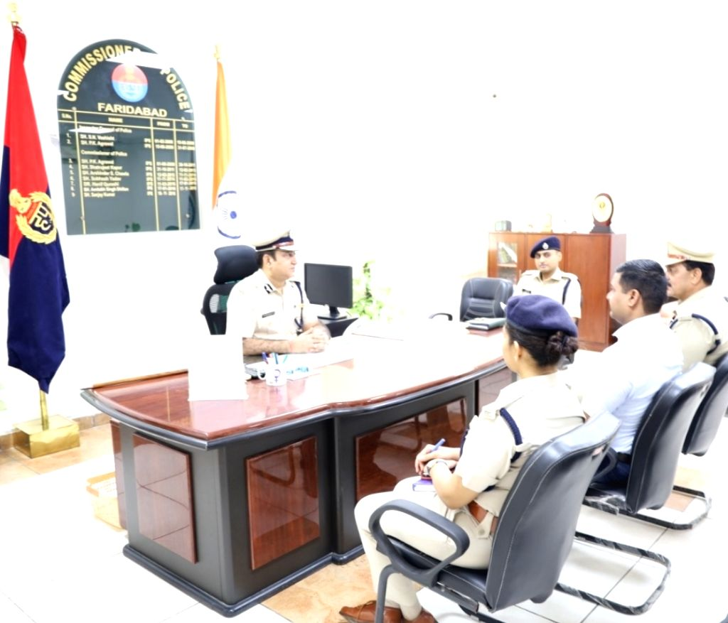 KK Rao has been appointed as the new Commissioner of Faridabad Police.