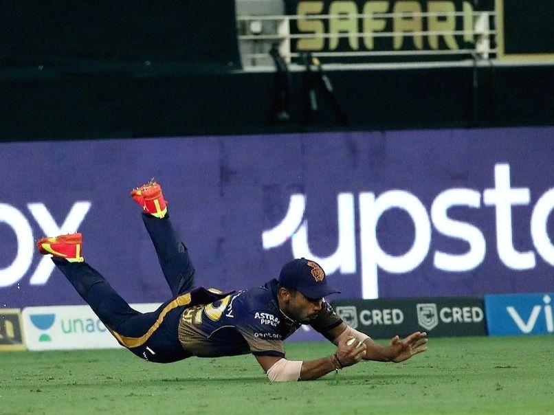 KKR vs PBKS: Gambhir, Swann slam third umpire after Tripathi's disallowed catch