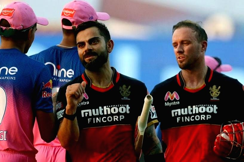 Kohli-de Villiers first pair in IPL to share 10 100-run stands