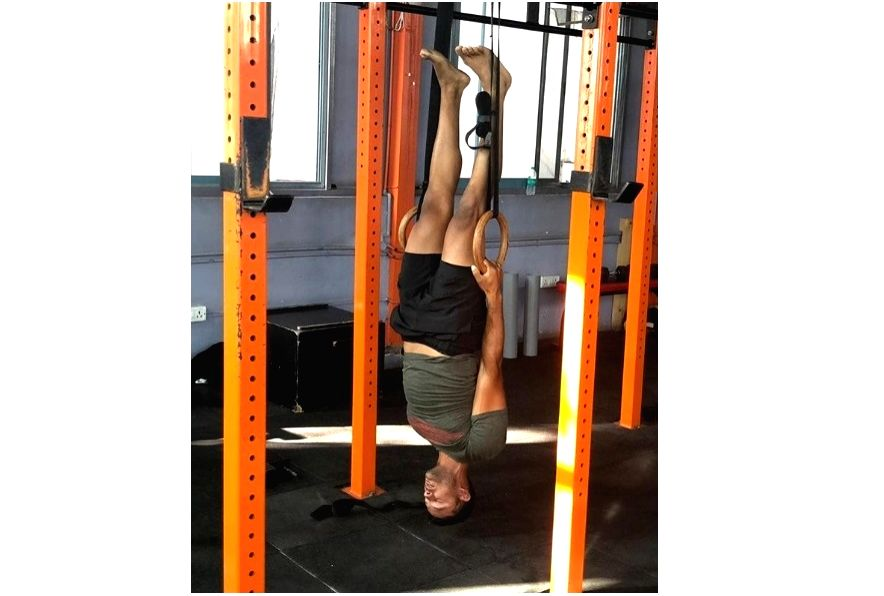 Kohli, Ishant troll Mayank on 'Upside Down' training post.