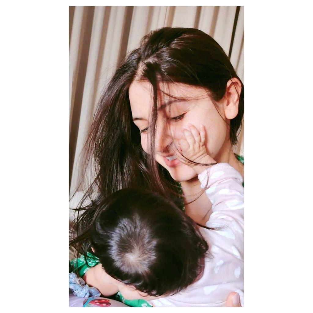 Kohli pays tribute to wife, daughter on Women's Day (Credit: Virat Kohli Instagram) - Virat Kohli Instagram