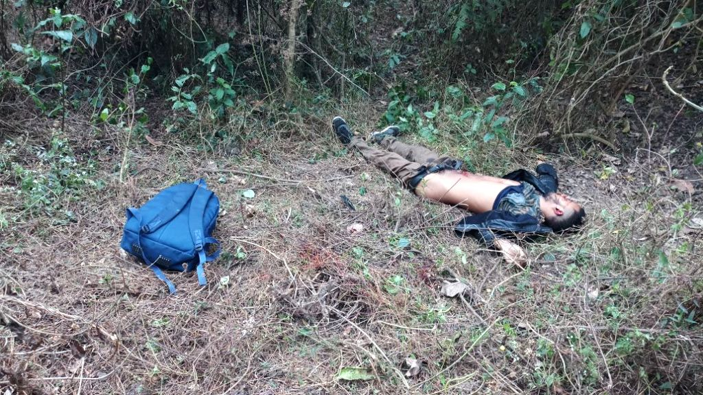 Kokrajhar: The terrorist of anti-talk faction of the National Democratic Front of Bodoland (NDFB) who was gunned down by security forces in Kokrajhar District of Assam on Jan 27, 2018. According to Defence spokesman Lt Col Suneet Newton, the terroris - Rasna Basumatary