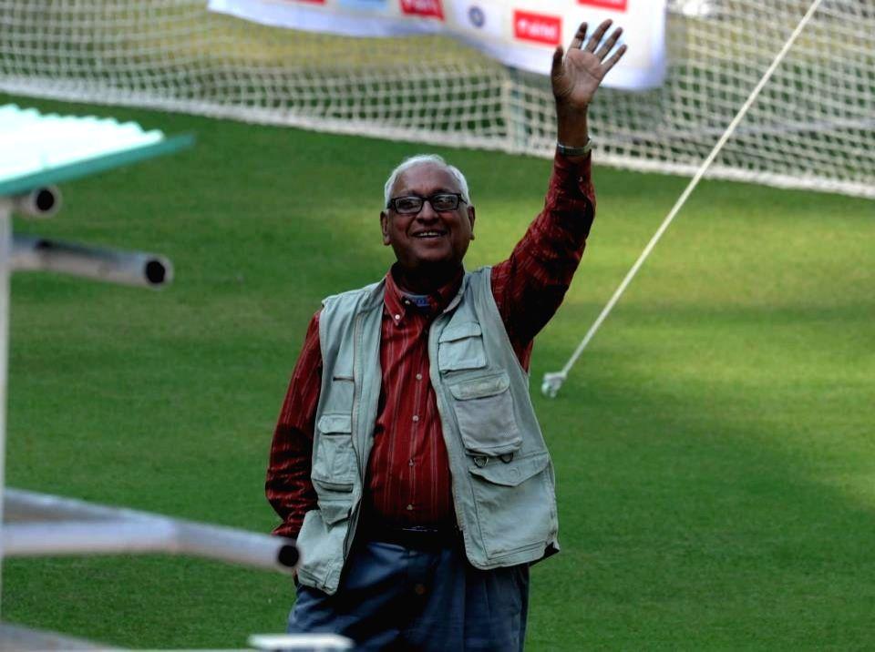 Kolkata-based veteran sports photographer Bikash Sandhu who died on May 22, 2016. He was battling a liver disease since February.