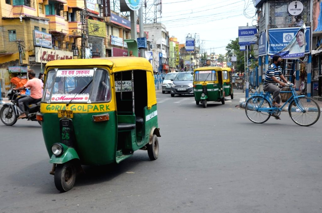 Kolkata, June 1 (IANS) After more than two months of nationwide Covid-19 lockdown, West Bengal state capital gears up to step outdoors on Monday albeit with restrictions. Amid spurt in number of Corona cases across India, life springs back to normalc