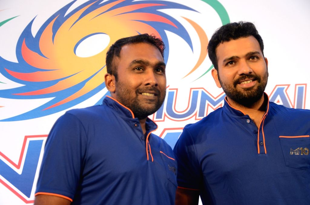 Kolkata, June 22 (IANS) Former Sri Lanka captain Mahela Jayawardene on Monday said that apart from being an instinctive leader, Rohit Sharma's biggest strength is that he gathers a lot of information before leading Mumbai Indians on to the pitch in t - Mahela Jayawardene and Rohit Sharma