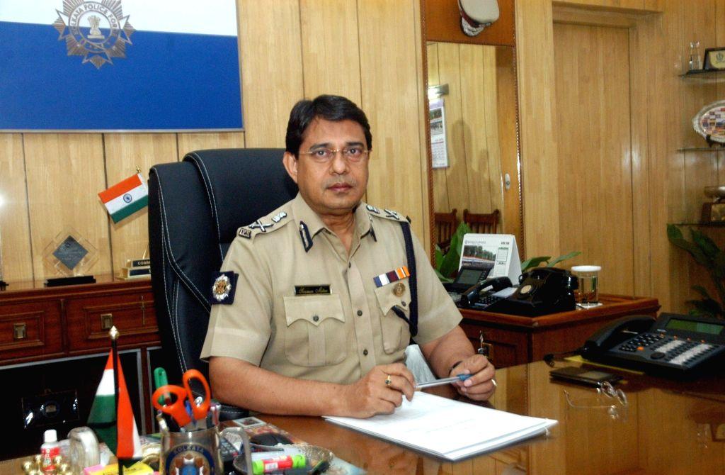 Kolkata Police Commissioner Soumen Mitra. (File Photo: IANS)