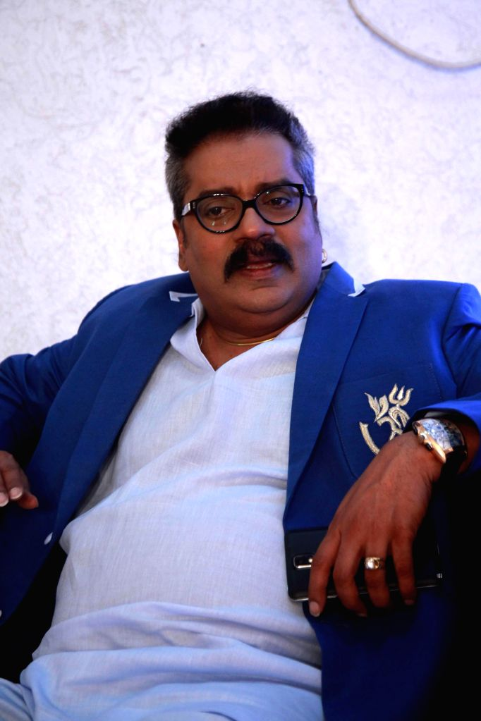 Singer Hariharan during a musical programme in Kolkata, on March 21, 2015.