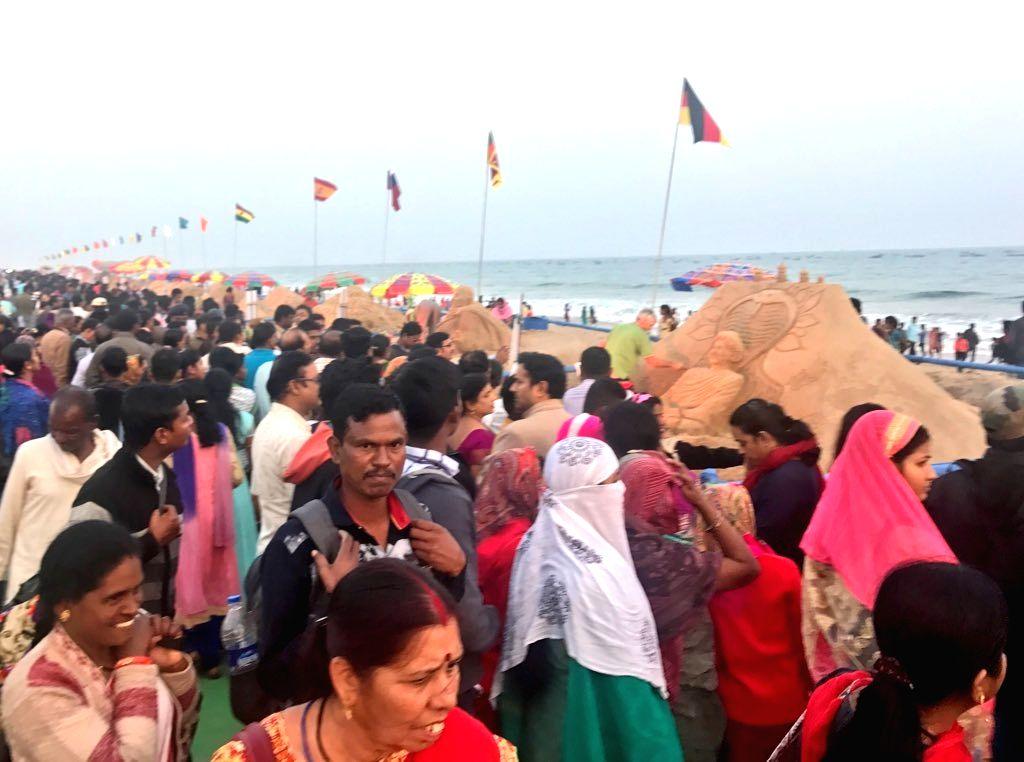 Konark Festival, Sand Art Festival to kick start from Dec 1.