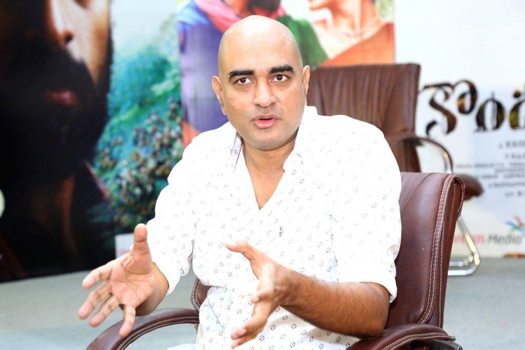 Kondapolam Movie Director Krish Press Conference