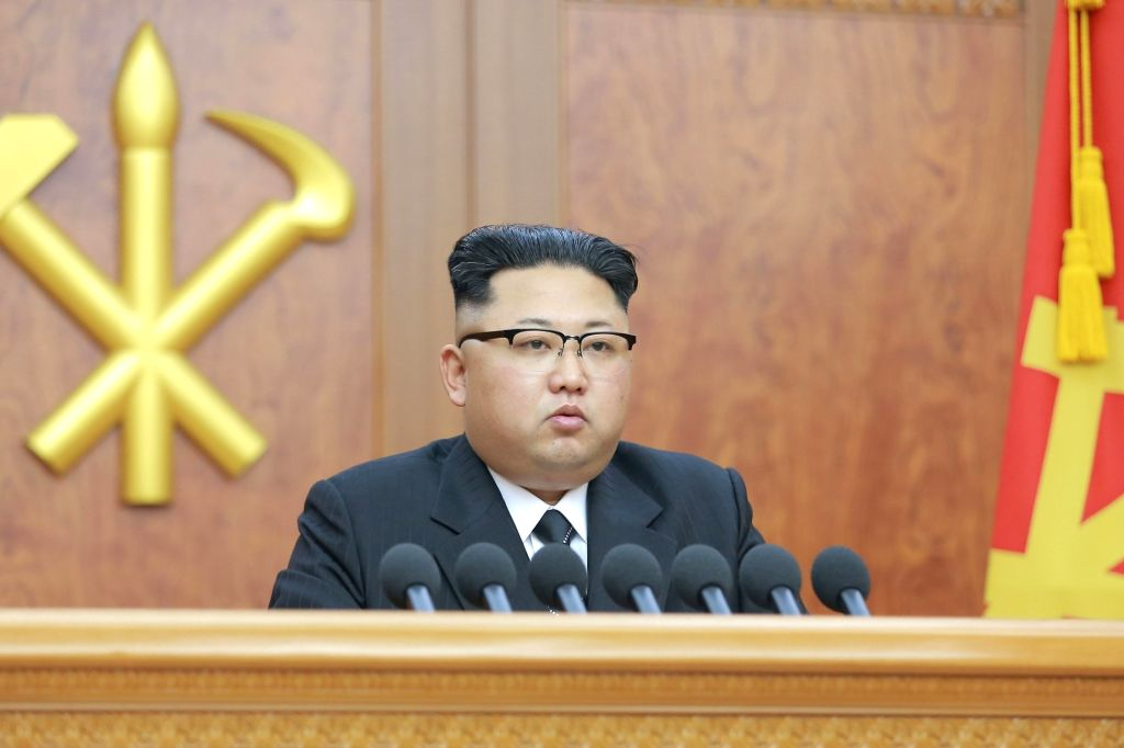 Korea North Supreme leader Kim Jong-un. (File Photo: IANS)