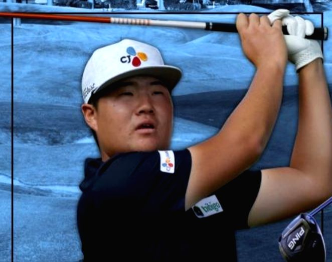 Korea's Kim earns thrilling one-shot win at The American Express