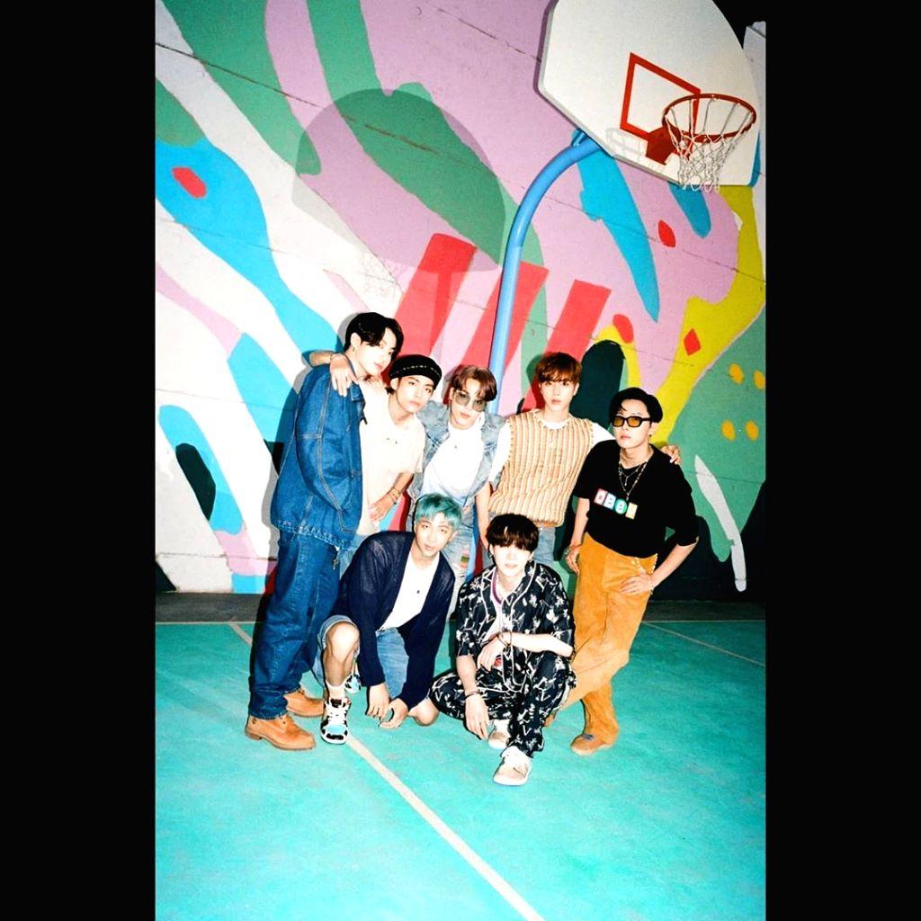 Korean boy band BTS tops Billboard Hot 100 chart with new song 'Dynamite