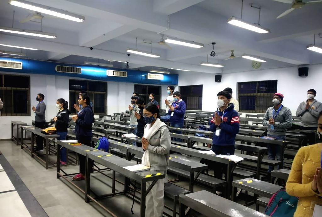 Kota coaching centres re-opens for students with New Normal norms