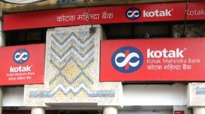 Kotak Mahindra Bank.