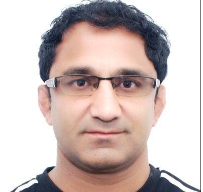 Kripa Shankar Bishnoi.
