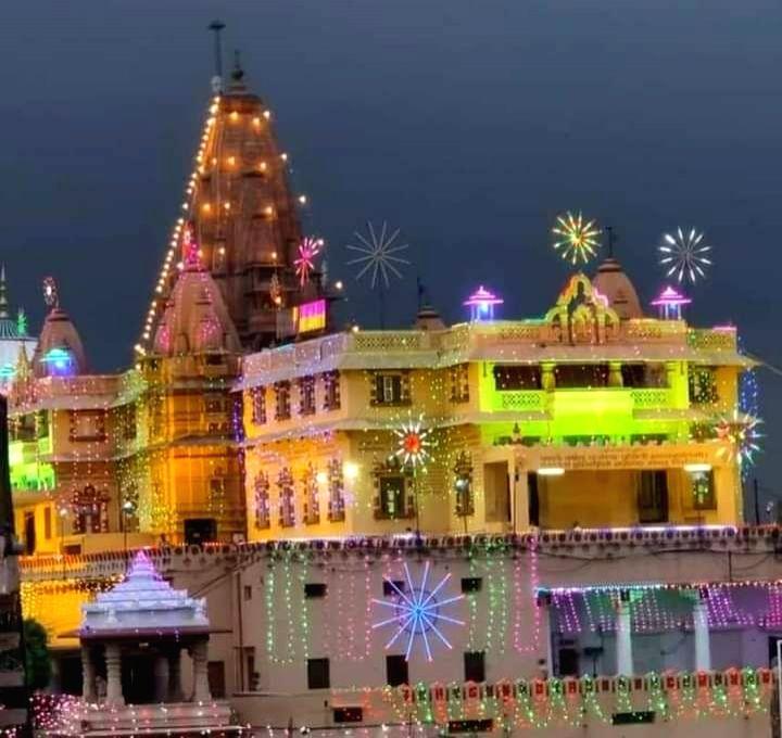 krishna temple.