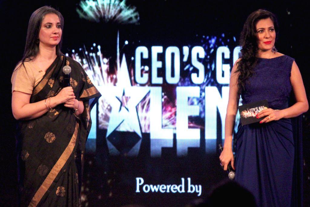 Krishnan Chatterjee, at the CEO's talent hunt event, in association with genesis foundation in New Delhi on Nov. 15, 2014. - Krishnan Chatterjee