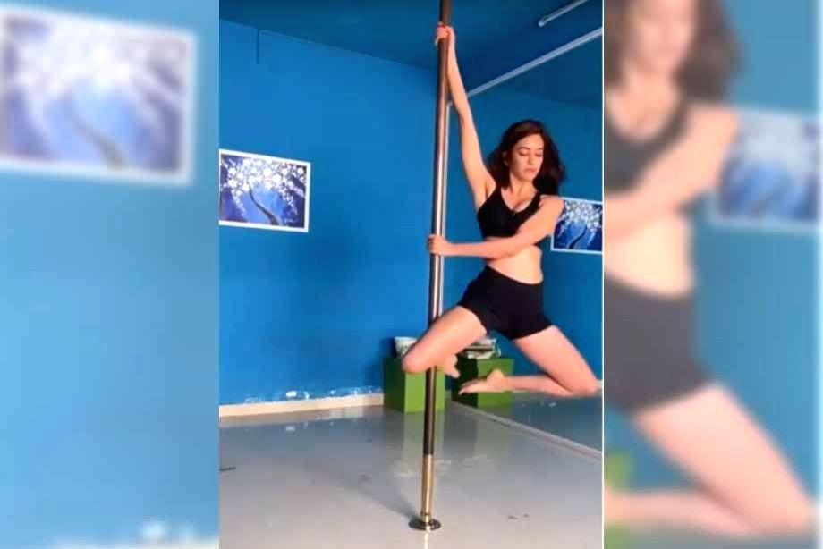Kriti Kharbanda's pole dancing regret.