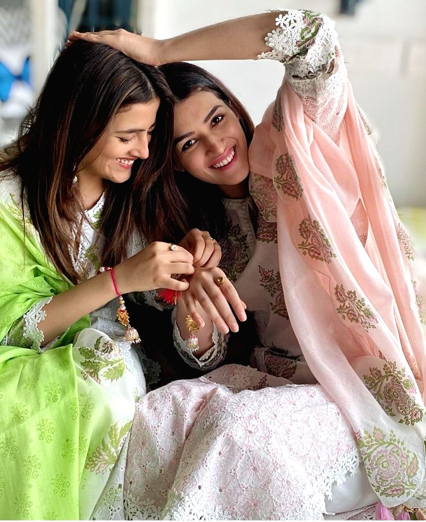 Kriti Sanon 'never missed having a brother' thanks to sister Nupur