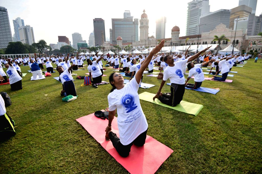 Malaysia Kuala Lumpur Collective Yoga