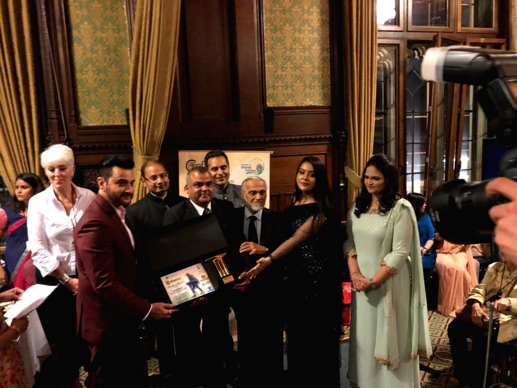 Kuldeep Ahlawat, operations head of Indian Sports Fan UK, was bestowed the Excellence Award for Sports Community and Social Service at the British Parliament. The event was organised by the ...
