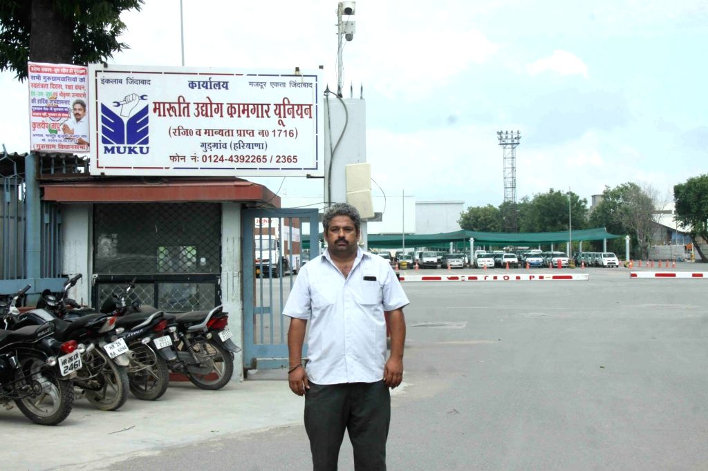 Kuldeep Janghu, General Secretary of Maruti Udyog Kamgar Union. He says over a lakh or more employees have been either asked to go on an unpaid leave or have simply been fired. These ...