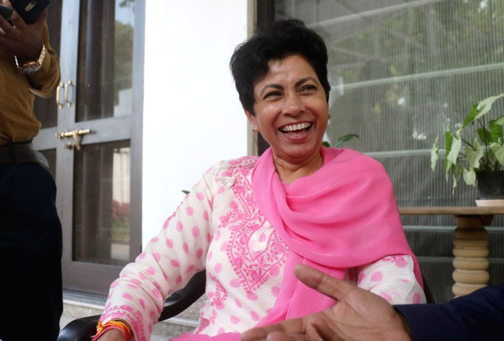 Kumari Selja. (File Photo: IANS)