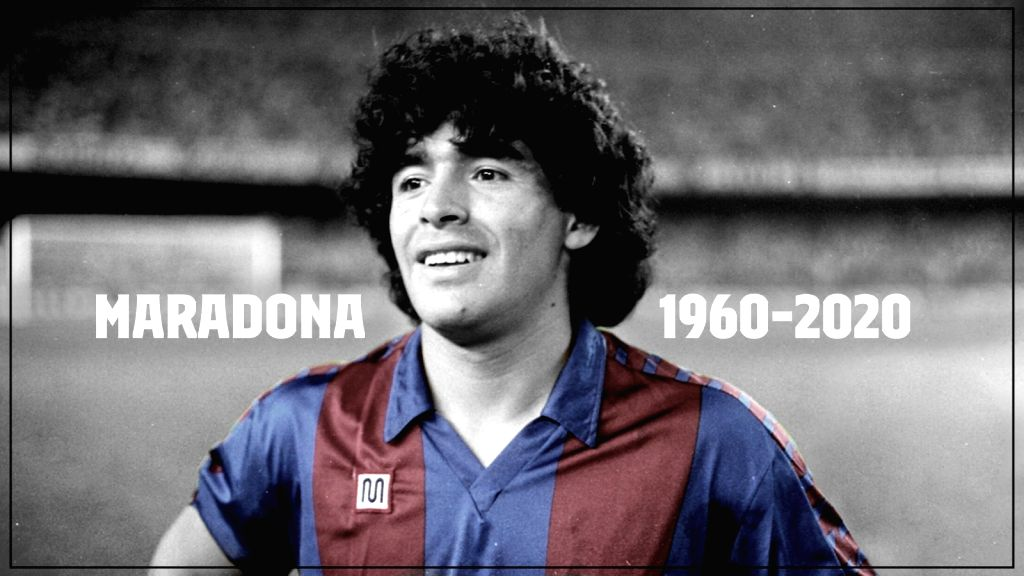 La Liga matches to begin with minute's silence to honour Maradona.