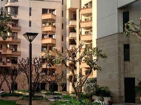 Laburnum condominium complex