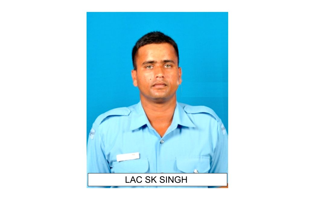 LAC SK Singh one of the 13 persons who died in An-32 aircraft crash in Arunachal Pradesh on June 3.