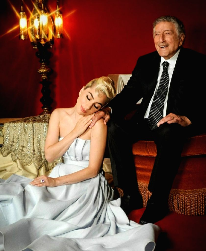 Lady Gaga and Tony Bennett's 'Love for Sale' .