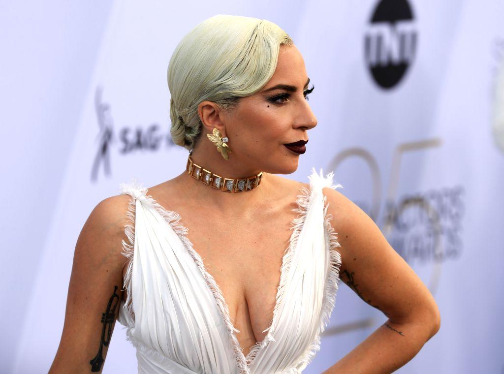 Lady Gaga. (Xinhua/Li Ying/IANS)
