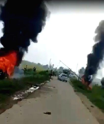 Lakhimpur Kheri violence: Farmer's family refuse to cremate body