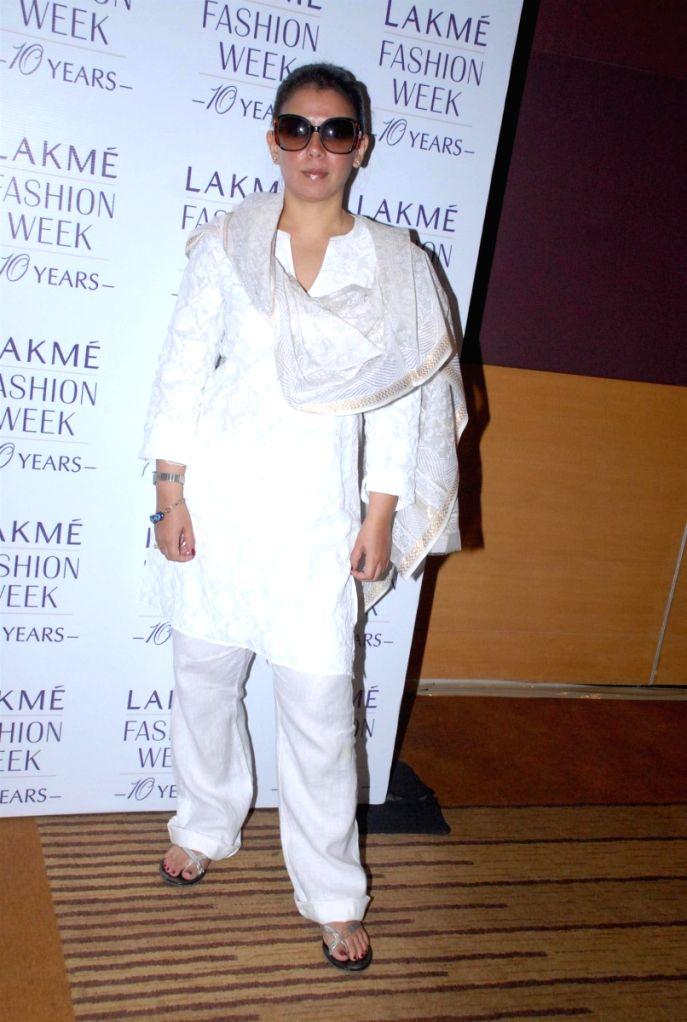 Lakme fashion week fall winter 2009 announcements.