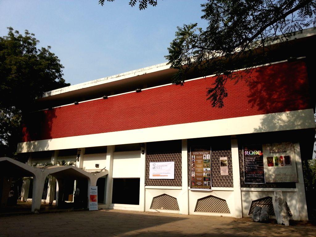 Lalit Kala Akademi Galleries.