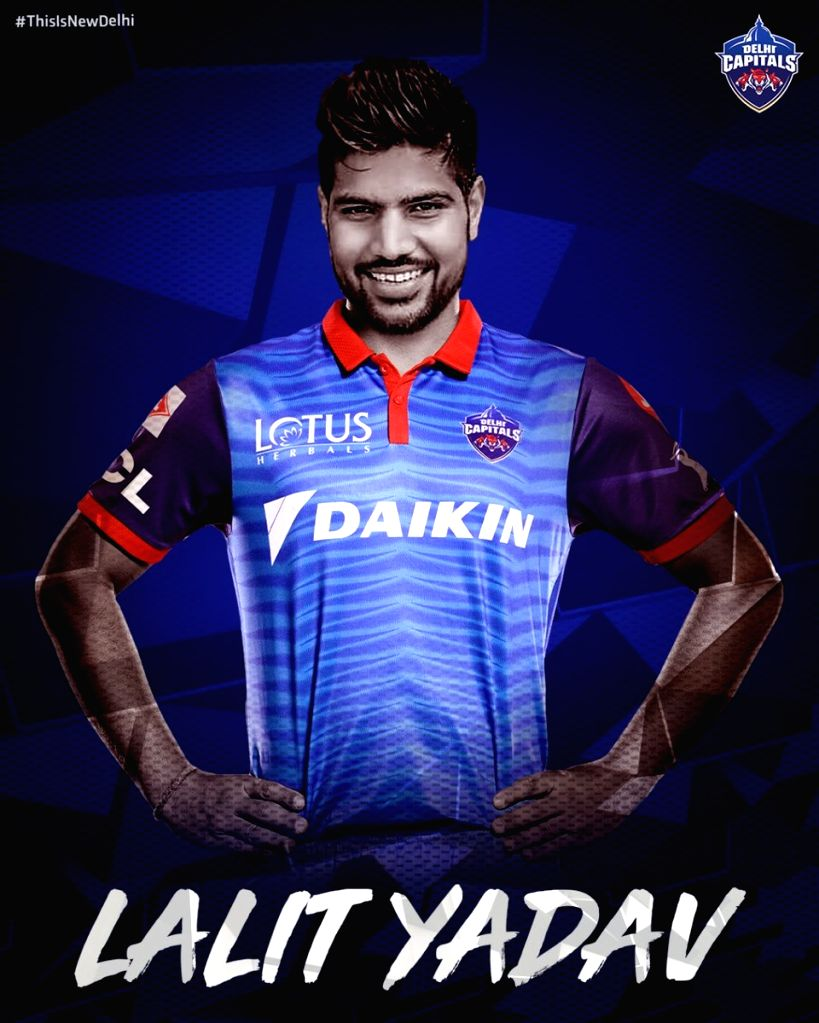 Lalit Yadav, who was picked up by Delhi Capitals at December???s VIVO IPL auction held in Kolkata, is looking forward to being a part of the tournament for the first time. - Lalit Yadav