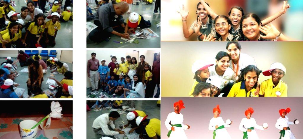 Landomus directors also trustees of Indian University for Deaf.(photo:Deeds-india.com)