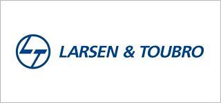 :Larsen & Toubro Group logo..