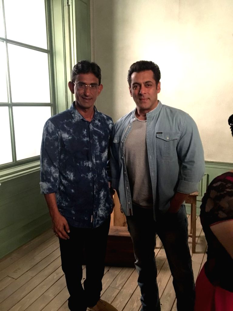 Last month, Azhar was invited by Salman Khan for an event of his foundation Being Human. - Salman Khan