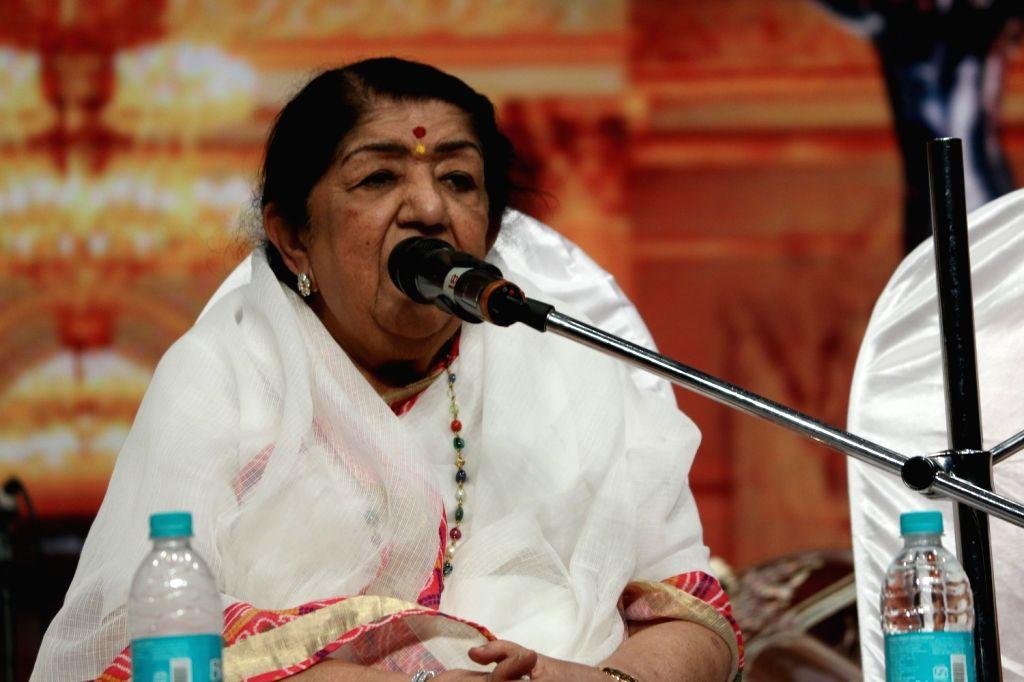 Lata Mangeshkar's building sealed as precautionary step amid Covid, singer safe