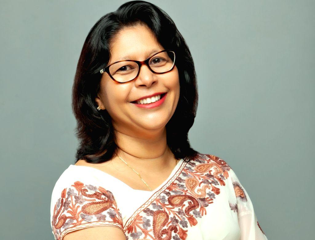 Lata Singh, Executive Director of IBM Partner Ecosystem. - Lata Singh