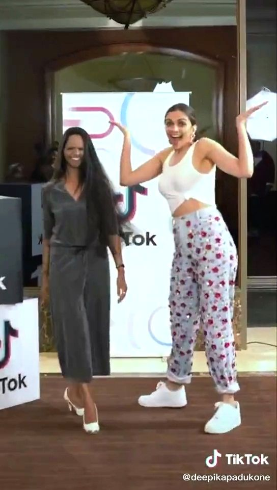 """Laxmi Agarwal has become a social media star thanks to """"Chhapaak"""". The acid attack survivor, whose life story has inspired the Deepika Padukone-starrer, is enjoying a huge fan base on social media and her videos are going viral on TikTok. Recently, D - Deepika Padukone"""