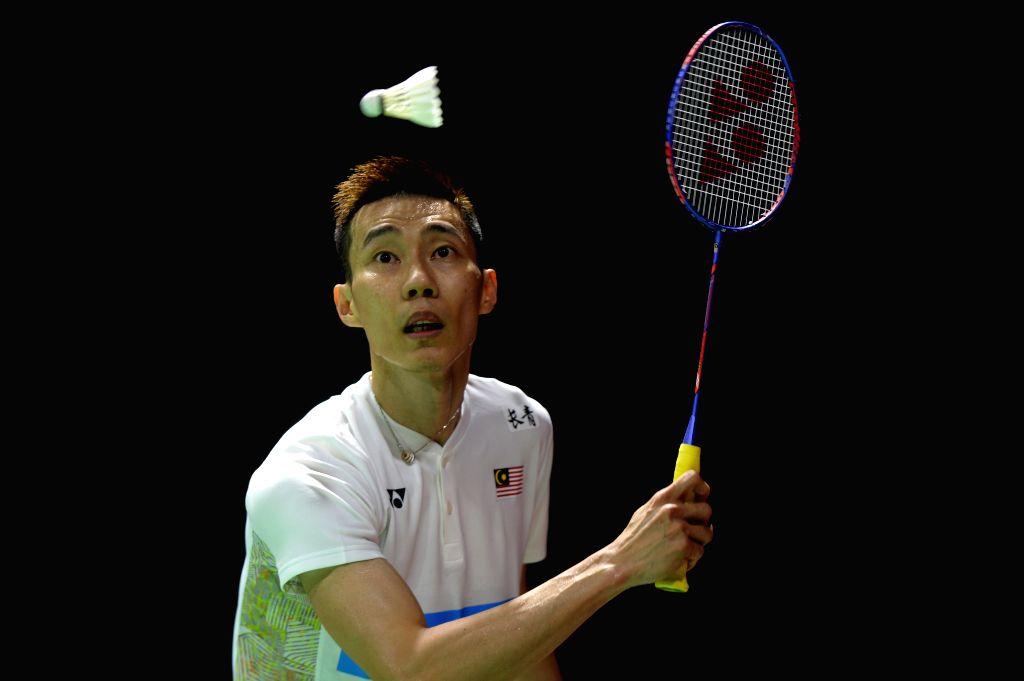 Lee Chong Wei. (Xinhua/Agung Kuncahya B./IANS)