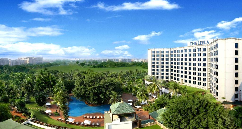 Leela Hotel.