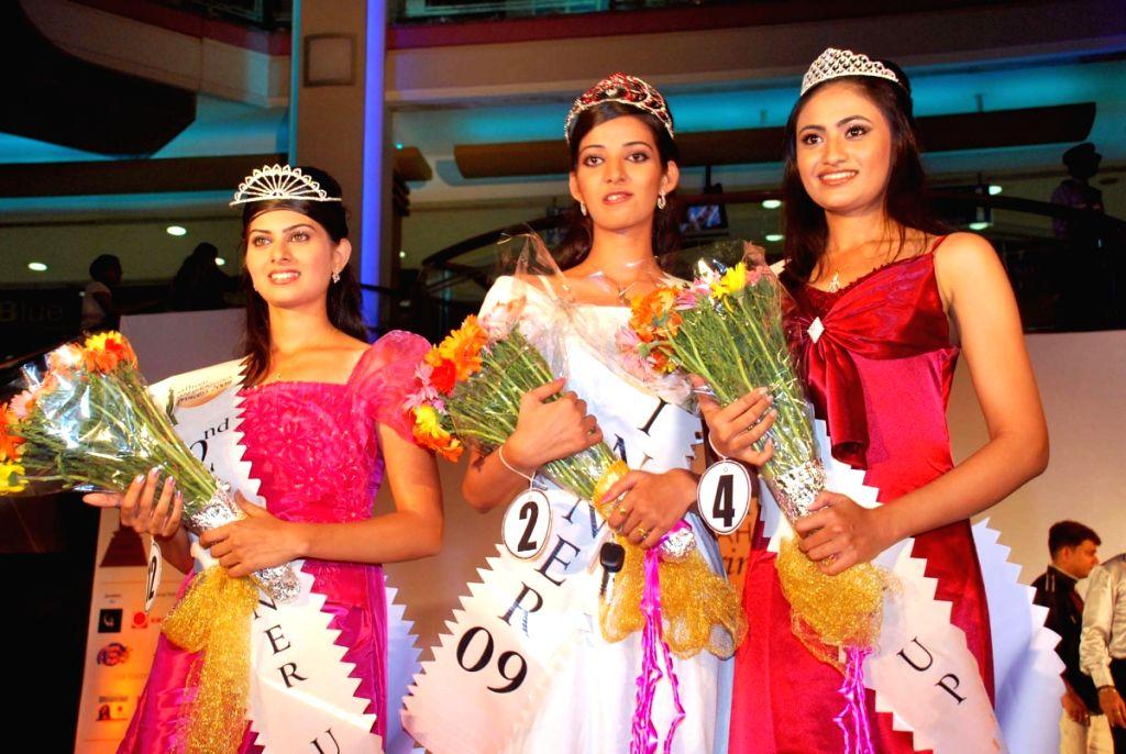 Leena Mogre at Maharashtra Princess event at Vashi .