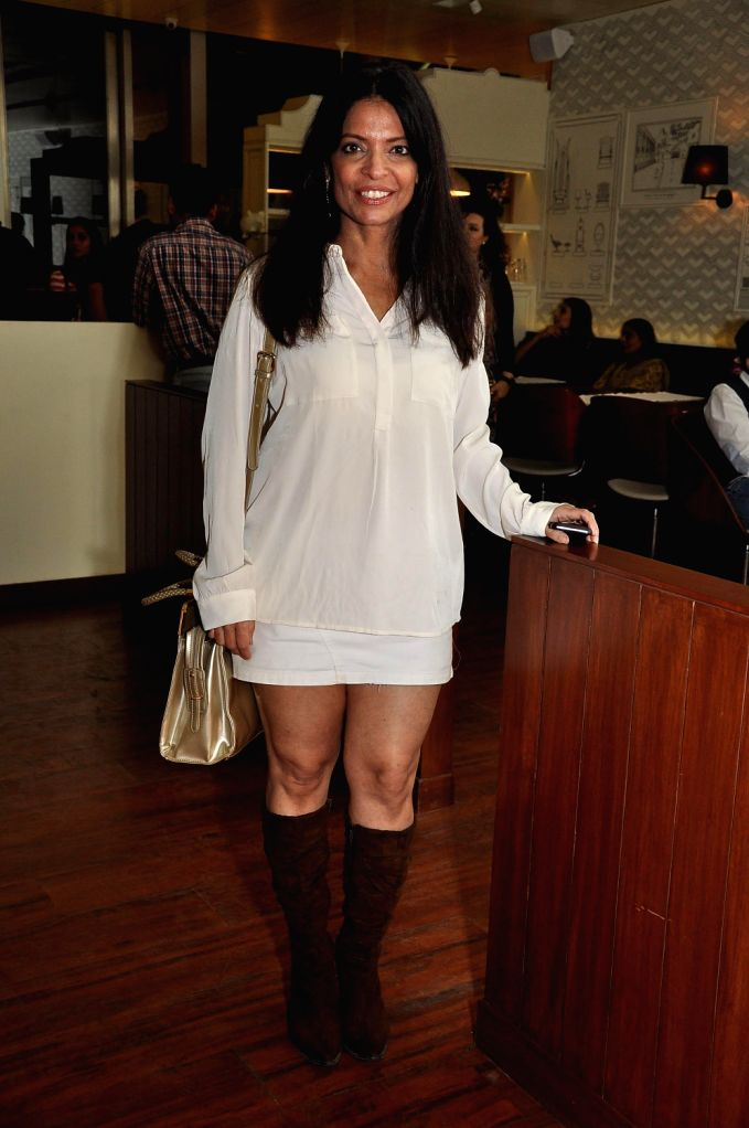 Leena Mogre during the launch of Smoke House Deli BKC branch in Mumbai on Friday, December 20th, 2013.