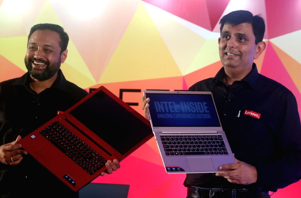 Lenovo India Head and Executive Director Rajesh Thadani at the launch of new range of products from the company in New Delhi, on Oct 3, 2016.